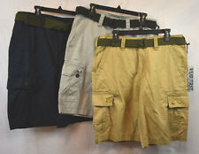 Wear First Men's 685 Legacy 100% Cotton Cargo Active Walking Shorts NWT