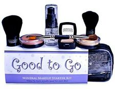Ageless Derma Good To Go  Mineral Make up kit With Vitamins & Green Tea,