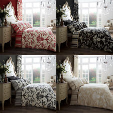 Duvet Cover Set With 2 Pillow Cases Bedding Quilt Cover Set All Sizes Richmond