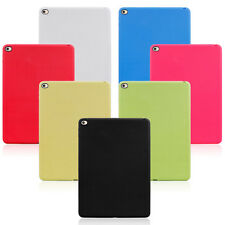 New Ultra—thin TPU Soft Protective Case Cover Skin For iPad Air 2 iPad 6 New Lot
