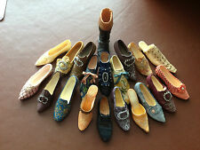 just the right shoe collection - collectible world