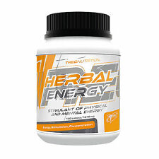 Herbal Energy 60-180 Tablets Energy Endurance Power Awakening Ginseng Guarana