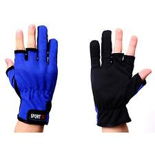 Fashion Lure Gloves Slip-Resistant Gloves Wear-Resistant Fishing Gloves One Size
