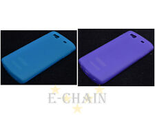 Multi Color Matting TPU Gel CASE Cover For Samsung Galaxy Ace S5830