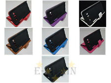 Multi Leather Cover Flip Case HOLDER WALLET For Samsung Galaxy Express 2 G3815