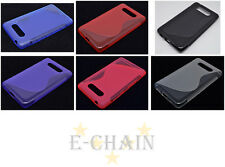 Multi Color S-Types TPU Gel CASE Cover For Nokia Lumia 820