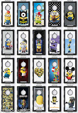Despicable Me Minions Phone Case, for Nokia Lumia 830 (Black or White Cases)