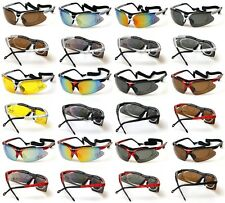 [XLINE] 903 Polarized 1.1mm  Mirrored Sports Sunglasses CYCLING Outdoor Bad EYES