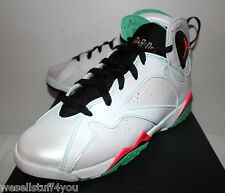 Air Jordan Retro 7 VII Lola Bunny Verde Infrared Sneakers Boy's PS Size 3 GS 7