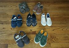Toddler Boys Size 11 Asst. Styles Sandals/Shoes NWT Prices May Vary