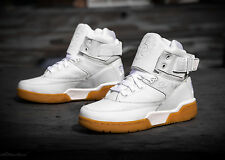 EWING ATHLETICS 33 HI WHITE/GUM SOLE SZ 5-16 BRAND NEW 1EW90014-108 LEATHER