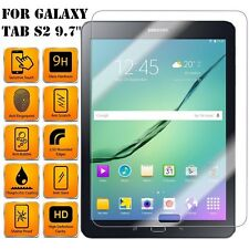 Premium Tempered Glass Screen Protector For Samsung Galaxy Tab S2 E 8.0 9.6 9.7