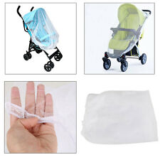 Infant Baby Pram Stroller Pushchair Buggy Mosquito/Insect/Fly/Bug Mesh NET Cover