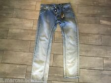 JUST CAVALLI Mens Jeans Fashion Slim Fit S01LA0045 Made In Italy - New With Tags