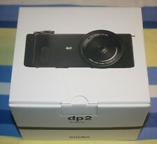 NEW Sigma DP2 Quattro Digital Camera w/ 29MP Foveon X3 Quattro CMOS Image Sensor
