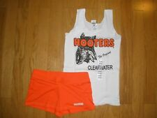 SUPER SEXY HOOTERS FOOTBALL HALLOWEEN COSTUME JERSEY/SHORTS CAMPBELL CALI XSMALL