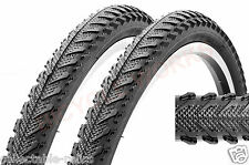 Mountain Bike Tyre Touring Hybrid Duro Brave Spitfire Semi Slick Front Rear XC