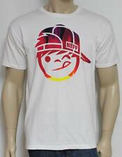 Neff Jawbreak Kenny Graphic Tee Mens White Short Sleeve Crew T-Shirt New NWT