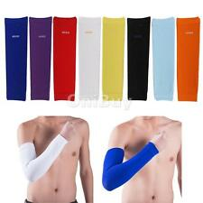 Arm Sleeves Cover Sweat Protection Outdoor Basketball Golf Cycling Sports