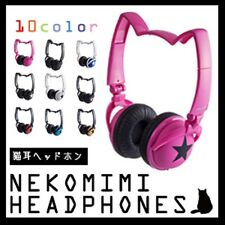Mix style Nekomimi headphones Cosplay Costume Cat Ear From Japan New