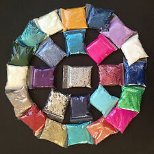 100G Glitter Chunky Fine Flakes Metallic Holographic Nail Art & Crafts Floristry