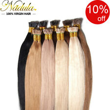 100 Strands I Tip Hair 50g Keratin Glue Stick i Tip Human Hair Extensions 0.5g/s