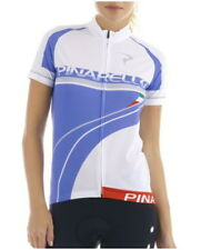 PINARELLO CLASSIC WOMENS BANDE BIKE JERSEY PURPLE/WHITE 2015