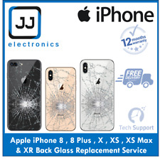 """Black Faux Leather Wallet Case for Apple iPhone 6 & 6s 4.7"""" +Free Tempered Glass"""