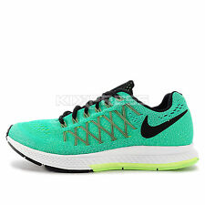 WMNS Nike Air Zoom Pegasus 32 [749344-303] Running Menta/Black-Liquid Lime-Green