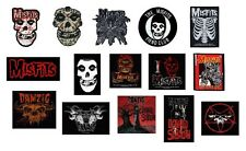 # MISFITS / DANZIG - OFFICIAL SEW-ON WOVEN PATCH - patches logo fiend dethred