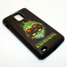 Zombie Soldier Hybrid ShockProof Phone Cover Case For Samsung Infuse 4G I997