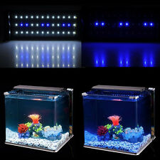 6W 11W Aquarium 36 72 LED Light 2 Modes Freshwater Tropical Fish Tank Lighting