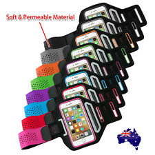 Sports Gym Running Slim Armband for Apple iPhone Plus X 7 8 6 Plus Arm Band Case
