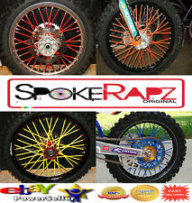BOBBER CHOPPER CRUISER ⚠ SPOKE RAPZ ⚠ CUSTOM MOTOR CYCLE BIKE TRAILS SUPERMOTO ⚠