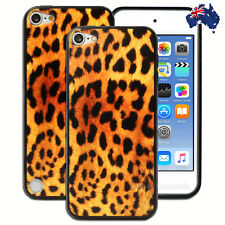 NEW Leopard Hard Back Case for Apple iPod Touch 5 5th 6 6th Gen itouch Cover