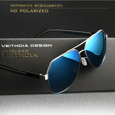 2016 New Mens Polarized Sunglasses Outdoor Driving Mirrored Glasses V3556