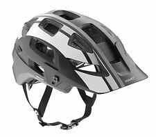 Giant 2016 Rail Bike Helmet - Mens - Black w Grey Cycling Road / Racing Helmet