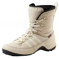 Adidas Women's CW Libria Pearl CP Primaloft Brown/White/Grey Winter Boots Shoes