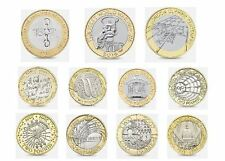 Various Great Britain Rare £2 Two Pound Coins UK Special Coin Collection 2001-14