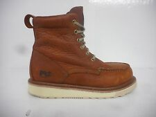 "TIMBERLAND PRO MEN'S 6"" WEDGE SOLE SOFT TOE WORK BOOT 53009 SELECT SIZE"