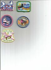 Girl / Boy Scout/Guides Patch/Crest/Badge   ROLLER SKATING   (your choice)