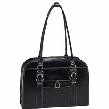 McKlein USA HILL SIDE W Series Leather Ladies' Briefcase Business Tote