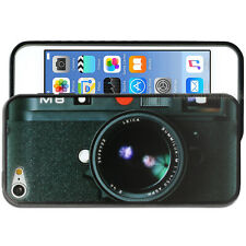 NEW Camera Hard Back Case for Apple iPod Touch 6 6th Gen itouch Cover