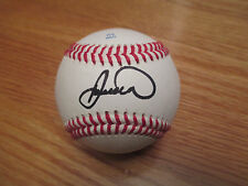 American Auto Racing Driver DANICA PATRICK signed Baseball NASCAR Includes Proof