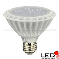 Dimmable Short Neck PAR30 E26 11-Watt Spot & Flood LED Light Bulb 75W-Equivalent