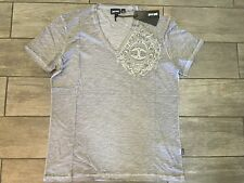 JUST CAVALLI Mens T-Shirt Short Sleeve New Collection S01GC0242 - New With Tags