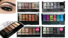 Technic Eyeshadow Palette 6 Colour Set Blend Shade Kit Set For Smokey Eye Look