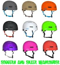 DRS SKATE SCOOTER BMX ASA APPROVED HELMET - CHOOSE SIZE AND COLOUR FREE DELIVERY
