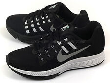 Nike Wmns Air Zoom Structure 19 Flash Black/Reflect Silver-Cool Grey 806579-001