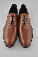 NWOB ISAIA NAPOLI CAMEL BROWN OXFORD SHOES